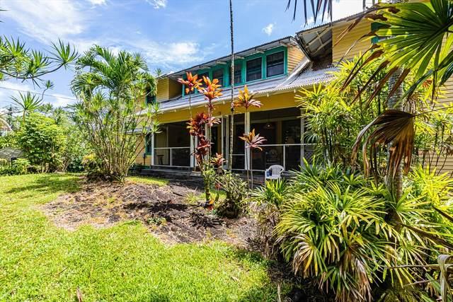 1896 Kalanianaole St, Hilo, HI 96720 (MLS #641907) :: Song Team | LUVA Real Estate