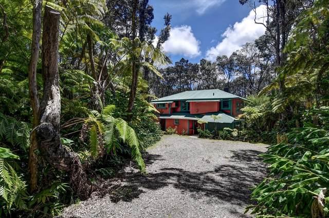 19-4057 Kalani Honua Lp, Volcano, HI 96785 (MLS #641919) :: Song Team | LUVA Real Estate