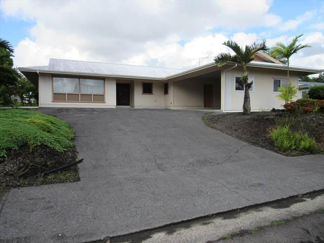 907 Komomala Dr, Hilo, HI 96720 (MLS #641943) :: Song Team | LUVA Real Estate