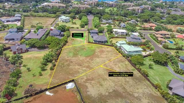 Halalu St, Koloa, HI 96756 (MLS #641955) :: Corcoran Pacific Properties