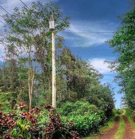 Paradise Ct, Keaau, HI 96749 (MLS #641957) :: LUVA Real Estate