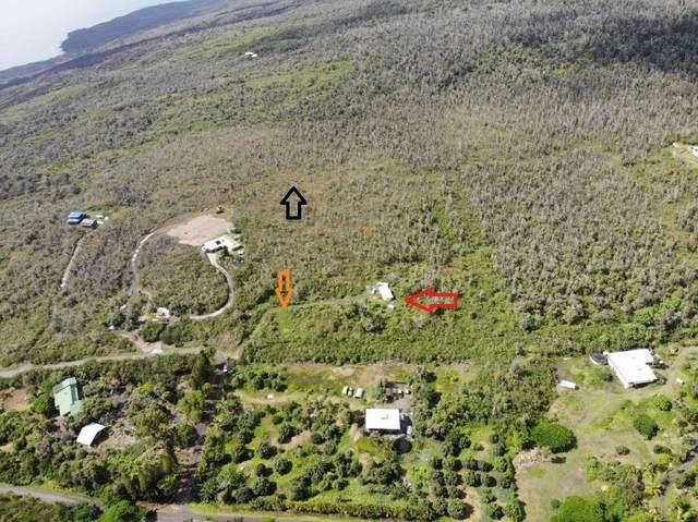 88-1650 Moana Drive, Captain Cook, HI 96704 (MLS #642024) :: Steven Moody