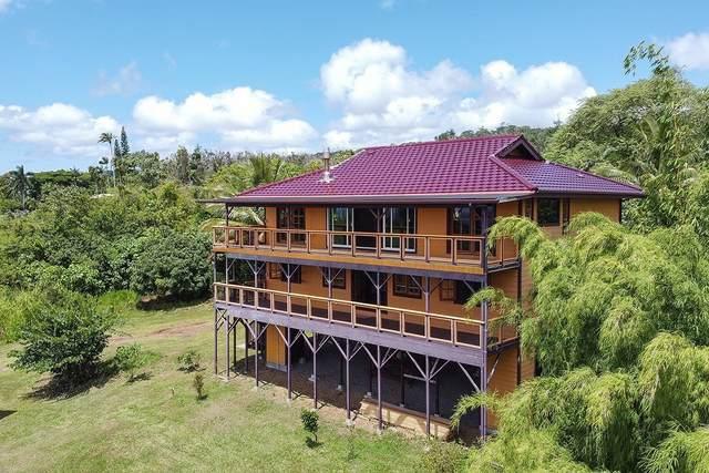 13-646 Kamaili Rd, Pahoa, HI 96778 (MLS #642043) :: LUVA Real Estate