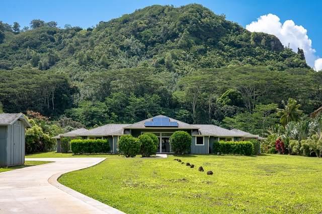 536 Kamalu Road, Kapaa, HI 96746 (MLS #642054) :: LUVA Real Estate