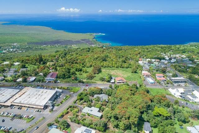 82-6115 Hawaii Belt Rd, Captain Cook, HI 96704 (MLS #642083) :: Corcoran Pacific Properties