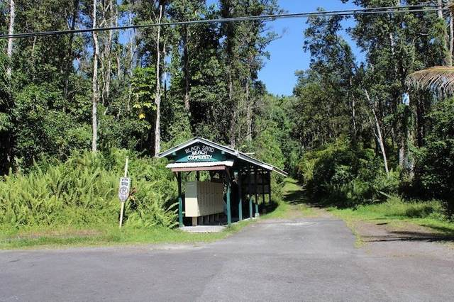 Lanai Rd, Pahoa, HI 96778 (MLS #642104) :: Corcoran Pacific Properties