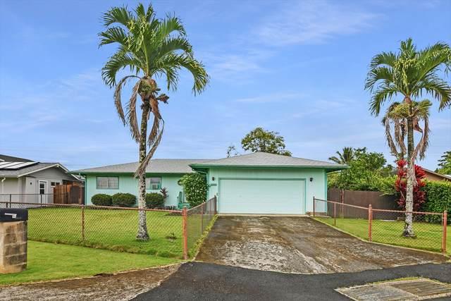 6530 Kaahele St, Kapaa, HI 96746 (MLS #642132) :: Kauai Exclusive Realty