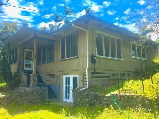 29-2069 Old Mamalahoa Hwy, Hakalau, HI 96710 (MLS #642146) :: Iokua Real Estate, Inc.
