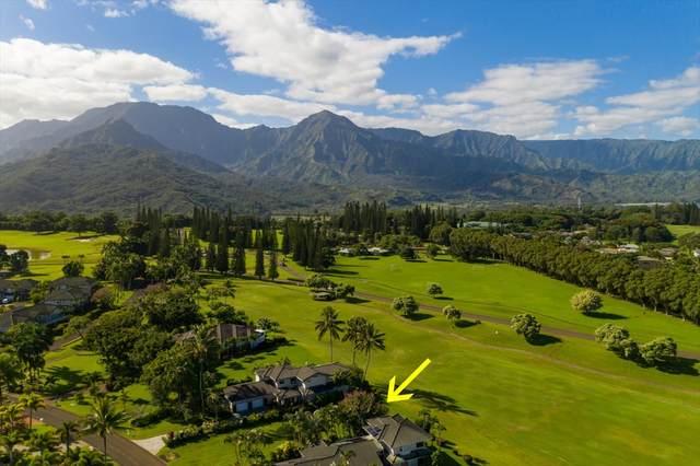 4124 Aloalii Dr, Princeville, HI 96722 (MLS #642147) :: Corcoran Pacific Properties