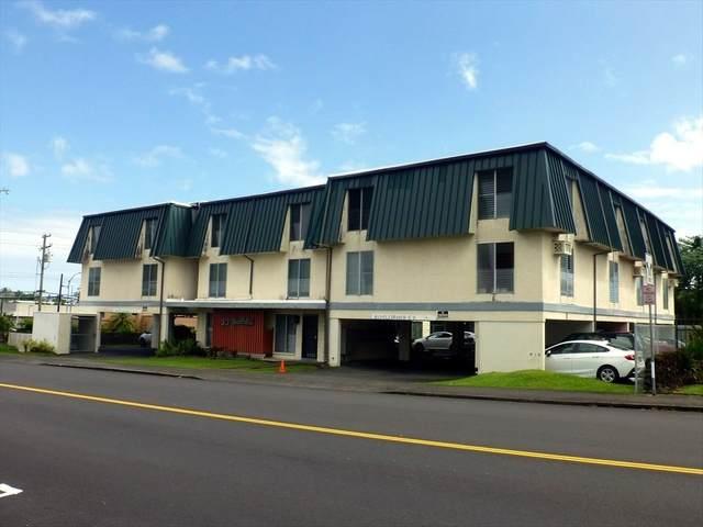 33 Hualalai St, Hilo, HI 96720 (MLS #642183) :: Song Team   LUVA Real Estate