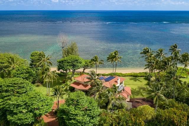 3650 Anini Rd, Kilauea, HI 96754 (MLS #642226) :: Steven Moody
