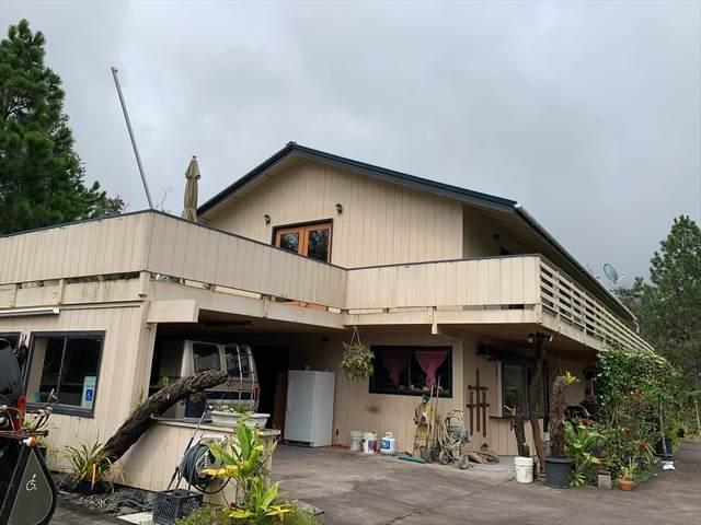 92-9176 Paradise Pkwy, Ocean View, HI 96704 (MLS #642228) :: Corcoran Pacific Properties