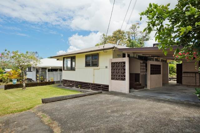 33 Uluwai St, Hilo, HI 96720 (MLS #642252) :: Song Team | LUVA Real Estate