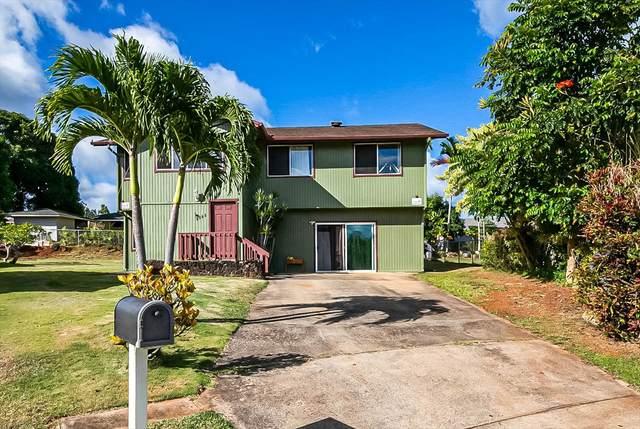 5285 Ihilani Pl, Kapaa, HI 96746 (MLS #642256) :: Corcoran Pacific Properties