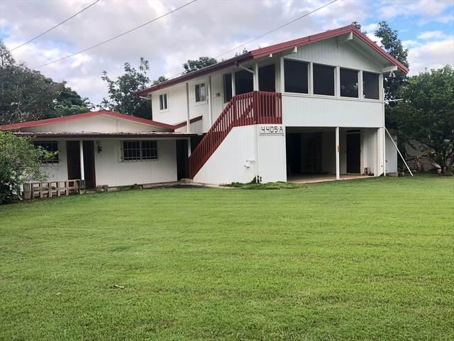4405-A Aku Rd, Hanalei, HI 96714 (MLS #642275) :: Corcoran Pacific Properties