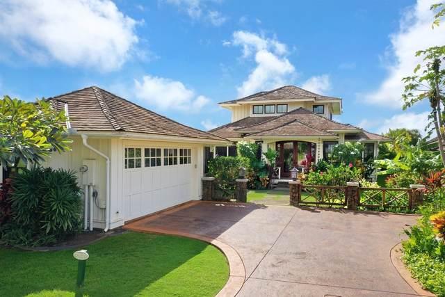 5070 Lau Nahele St., Koloa, HI 96756 (MLS #642277) :: Kauai Exclusive Realty