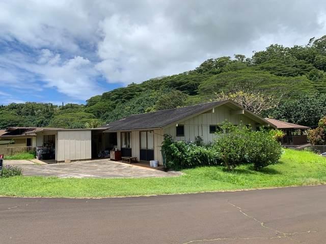 4597 Ehako St, Lawai, HI 96765 (MLS #642278) :: Corcoran Pacific Properties