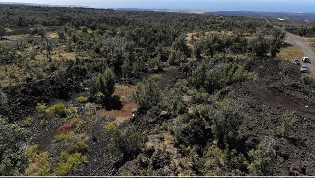 92-1036 Road To The Sea, Ocean View, HI 96737 (MLS #642302) :: Corcoran Pacific Properties
