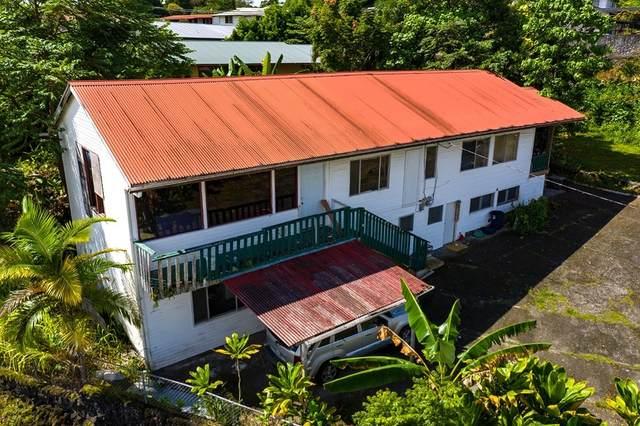 487 Kaumana Dr, Hilo, HI 96720 (MLS #642327) :: Iokua Real Estate, Inc.