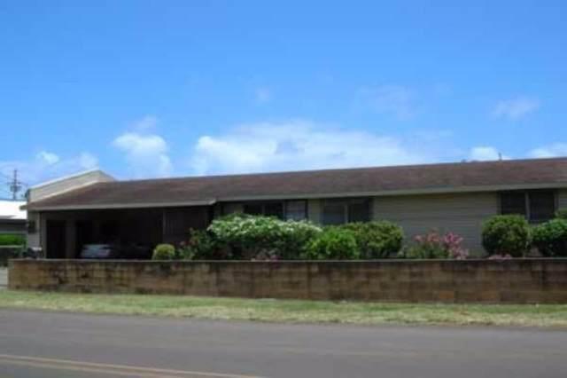 4573 Lehua St, Kapaa, HI 96746 (MLS #642332) :: LUVA Real Estate