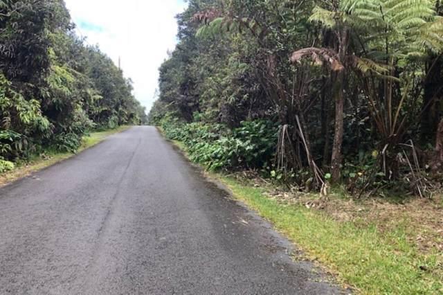 10TH ST, Volcano, HI 96785 (MLS #642333) :: Iokua Real Estate, Inc.