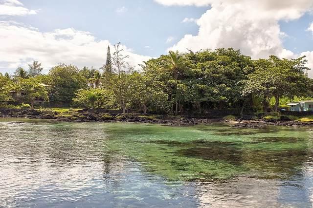 Kalanianaole St, Hilo, HI 96720 (MLS #642334) :: Song Team | LUVA Real Estate