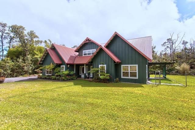 11-3075 Kaleponi Dr, Volcano, HI 96785 (MLS #642359) :: Iokua Real Estate, Inc.