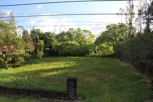 S Ina St, Pahoa, HI 96778 (MLS #642368) :: LUVA Real Estate