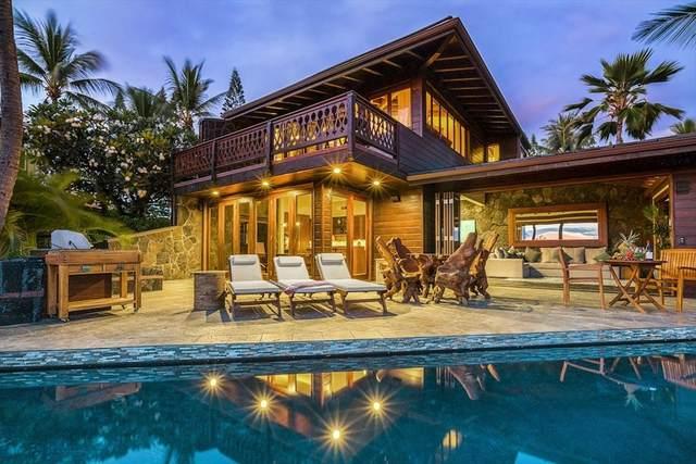 75-5442 Kona Bay Dr, Kailua-Kona, HI 96740 (MLS #642373) :: Corcoran Pacific Properties
