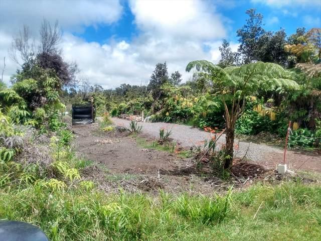 11-3944 Nahelenani Street, Volcano, HI 96785 (MLS #642387) :: LUVA Real Estate