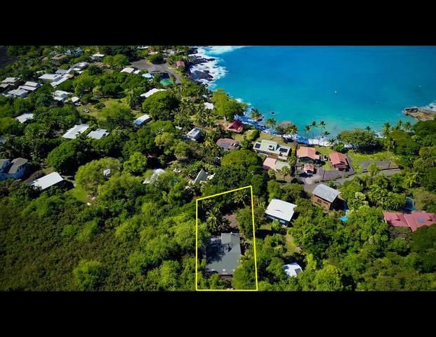 82-6306 Puuhonua Rd, Captain Cook, HI 96704 (MLS #642393) :: Corcoran Pacific Properties