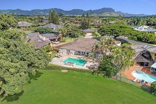 5314 Opua Pl, Koloa, HI 96756 (MLS #642443) :: Aloha Kona Realty, Inc.