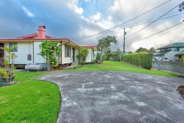 64-5162-A Kamamalu St, Kamuela, HI 96743 (MLS #642471) :: LUVA Real Estate