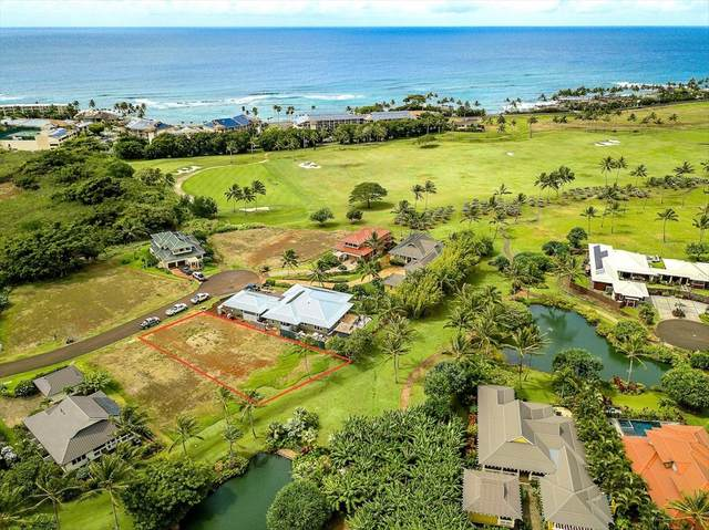 63 Lau Nahele Street, Koloa, HI 96756 (MLS #642485) :: Iokua Real Estate, Inc.