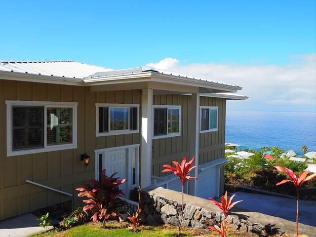 87-320 Kaohe Road, Captain Cook, HI 96704 (MLS #642486) :: Corcoran Pacific Properties