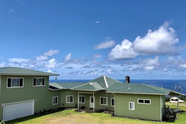 32-1566 Maluhia Rd, Ninole, HI 96773 (MLS #642488) :: Iokua Real Estate, Inc.