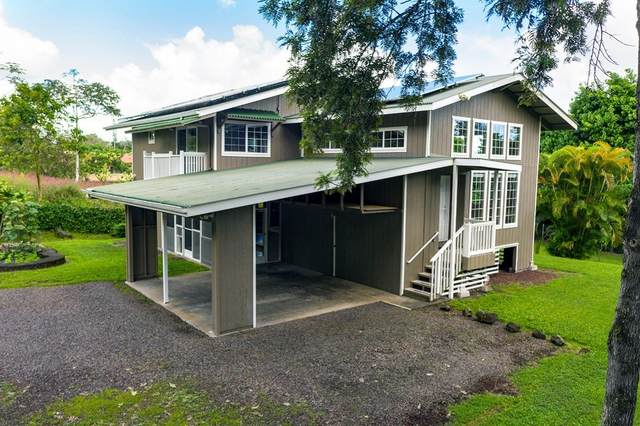 15-1348 27TH AVE, Keaau, HI 96749 (MLS #642498) :: Iokua Real Estate, Inc.