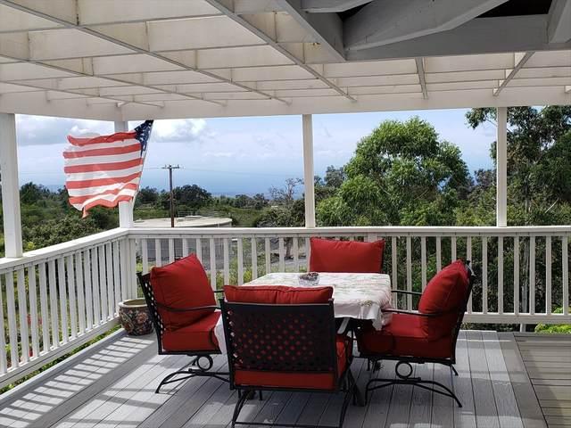 92-8651 Paradise Pkwy, Ocean View, HI 96704 (MLS #642506) :: Corcoran Pacific Properties
