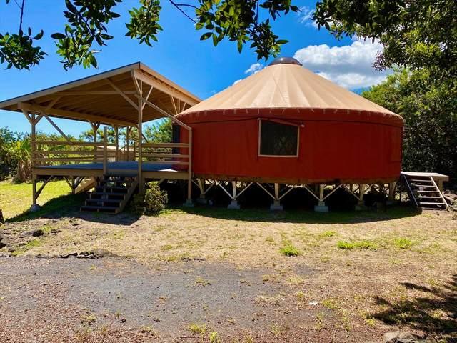 94-6437 Holowai St, Naalehu, HI 96772 (MLS #642507) :: Iokua Real Estate, Inc.