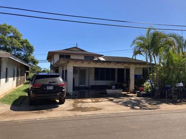 5252 Laukona St, Lihue, HI 96766 (MLS #642517) :: Corcoran Pacific Properties