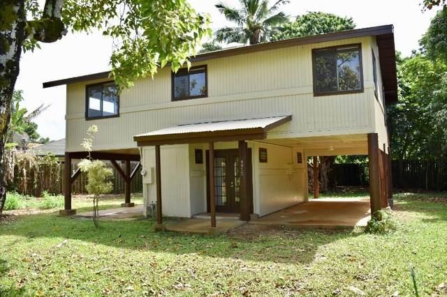 4477 Pukalani Pl, Kilauea, HI 96754 (MLS #642526) :: Corcoran Pacific Properties