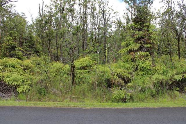 Ala Kapena, Volcano, HI 96785 (MLS #642572) :: Song Team   LUVA Real Estate