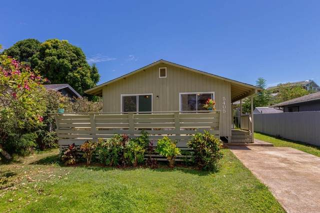 5405 Kumole St, Kapaa, HI 96746 (MLS #642576) :: Corcoran Pacific Properties