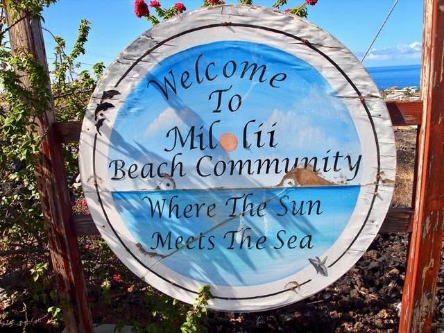 Aoao Ave, Captain Cook, HI 96704 (MLS #642602) :: Corcoran Pacific Properties