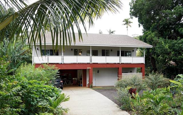 3926 Waha Rd, Kalaheo, HI 96741 (MLS #642606) :: Kauai Exclusive Realty