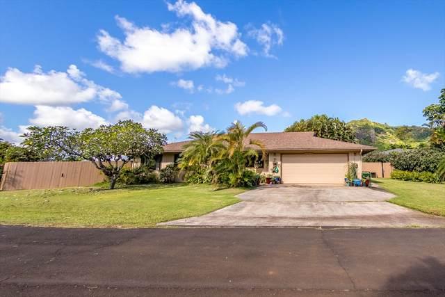 5838 Haaheo St, Kapaa, HI 96746 (MLS #642642) :: Kauai Exclusive Realty