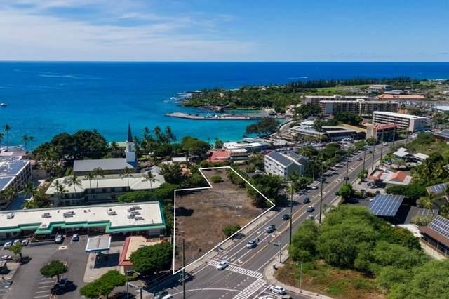 75-5684 Kuakini Hwy, Kailua-Kona, HI 96740 (MLS #642660) :: LUVA Real Estate