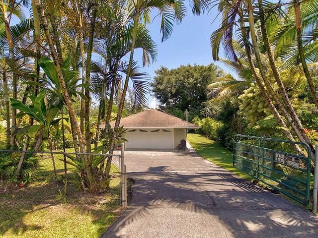15-2813 Manini St, Pahoa, HI 96778 (MLS #642687) :: LUVA Real Estate