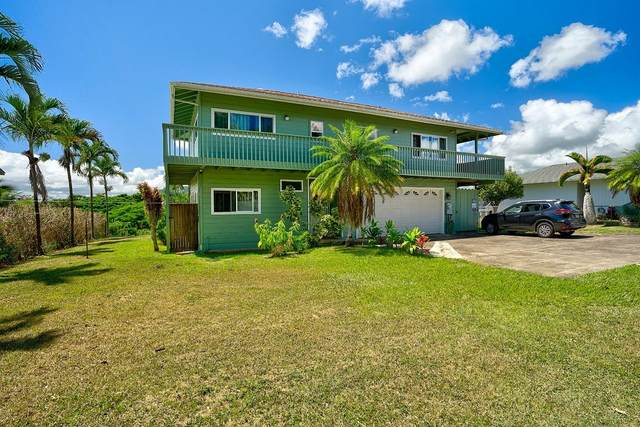 5525 Kula Mauu St, Kapaa, HI 96746 (MLS #642689) :: Kauai Exclusive Realty