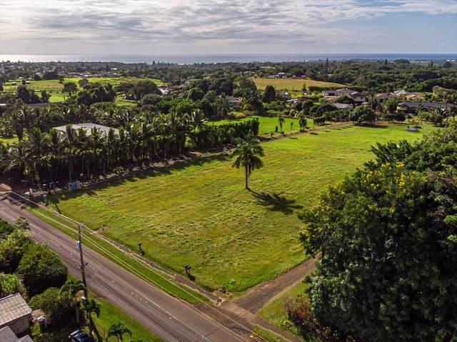 5859 Kawaihau Rd, Kapaa, HI 96746 (MLS #642704) :: Kauai Exclusive Realty